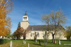 St Andrew's Anglican Church, Manitoba