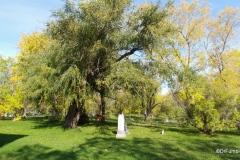 Cemetery, St Andrew's Anglican Church, Manitoba
