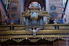Organ, St. Mary's Basilica, Krakow