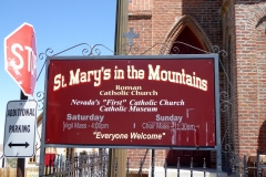 St. Mary's in the Mountain, Virginia City