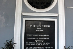 Exterior, St. Peter's Church, Fort District, Colombo