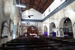 Interior, St. Peter's Church, Fort District, Colombo