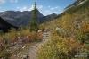 Upper Stanley Glacier Trail