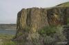 Steamboat Rock -- Basalt cliffs
