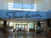 Foyer, The National Steinbeck Center, Salinas.