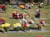 Mother\'s Day at the Garden of Memories Cemetery