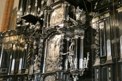 The Silver Altar,  Stockholm Cathedral