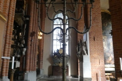 The Seven-Branched Candlestick,,  Stockholm Cathedral