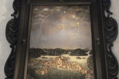 The Parhelion Painting, Stockholm Cathedral