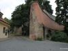Entrance to Strahov Monastery