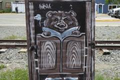 Street Art, Whitehorse