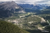 Banff townsite and region