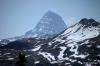 Mt. Assiniboine.