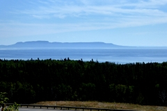 View of the Sleeping Giant from Terry Fox Monument, Thunder Bay