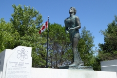 Terry Fox Monument, Thunder Bay