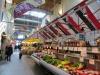 Produce vendor, the Forks Market, Winnipeg