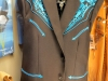 Hand-crafted jacket, the Forks Market, Winnipeg