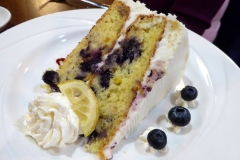 Keeter Center, College of the Ozarks, Blueberry Cake