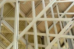 Ceiling, Thorncrown Chapel, Arkansas