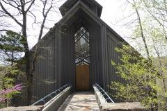 Worship Center, Thorncrown Chapel, Arkansas