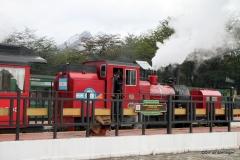 Tren del Fin del Mundo, Ushuaia