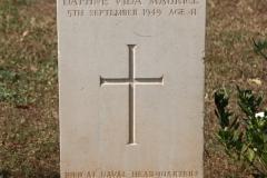 Trincomalle British Military Cemetery