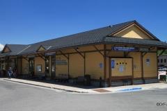 California Welcome Center, Truckee, California
