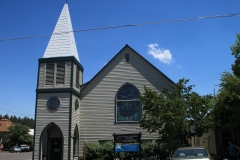 United United Methodist Church, Truckee, founded in 1869