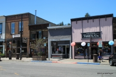 Historic Downtown Truckee