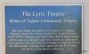 Tupelo, Lyric Theater