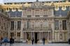 Versailles entry courtyard