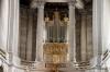Versailles chapel's organ