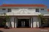 Victoria Falls Hotel, entrance