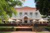 Victoria Falls Hotel, rear view