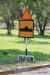 Victoria Falls, road sign