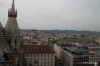 Vienna, viewed from roof of St. Stephen's Cathedral