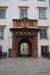 Swiss Gate, Hofburg Palace (exterior)