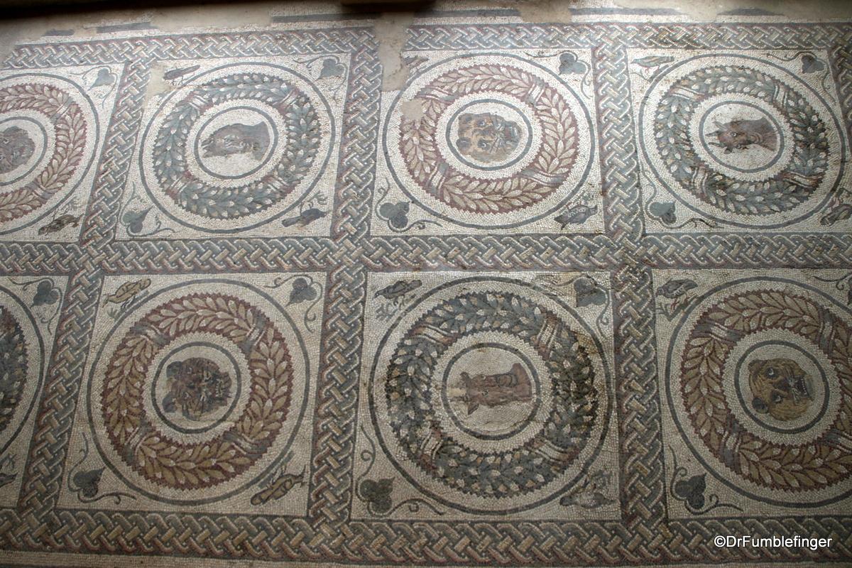 Mosaics,  Villa Romana del Casale