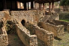 Thermal Baths, Villa Romana del Casale