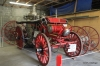 Old fire wagon, Walla Walla Museum