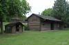Cabins, Walla Walla Museum