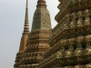 Stupas, Wat Pho, Bangkok, Thailand