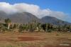 Lahaina -- baseball field & West Maui mountains