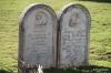 Lahaina -- old cemetery headstones