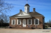 Colonial Williamsburg -- Courthouse