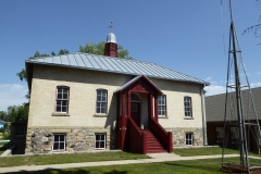 Old Court House, Wolseley, Saskatchewan