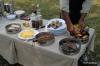Breakfast in the Okavango Delta