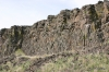 Yakima Rim Skyline Trail -- Basalt Cliff