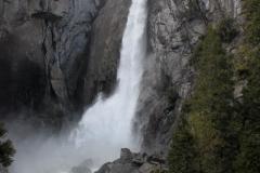 Yosemite Falls -- Lower Falls