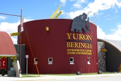 Exterior, Yukon Beringia Center, Whitehorse